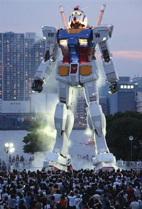 Japan TechBit Gundam Birthday